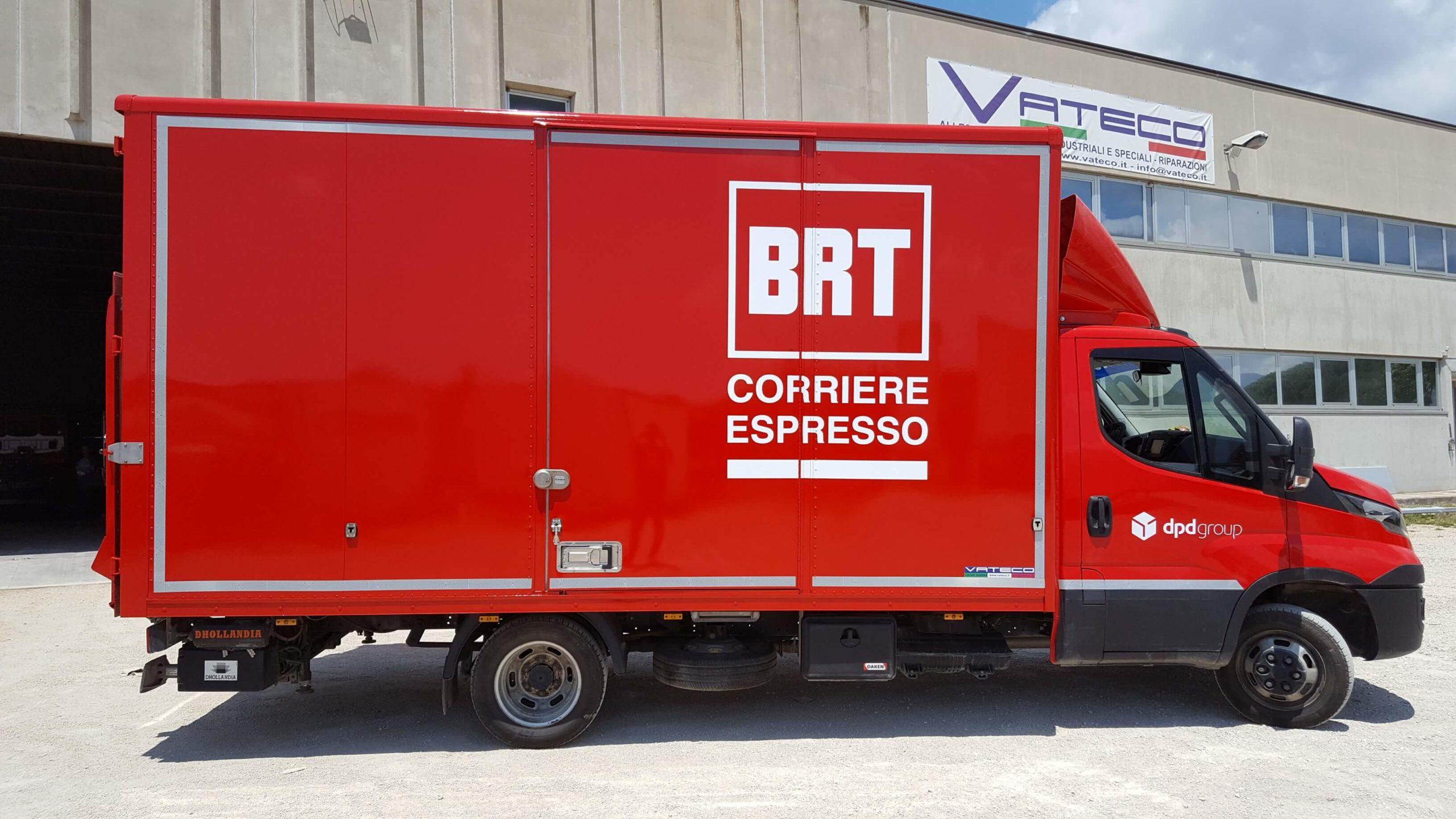 decorazione adesiva furgone