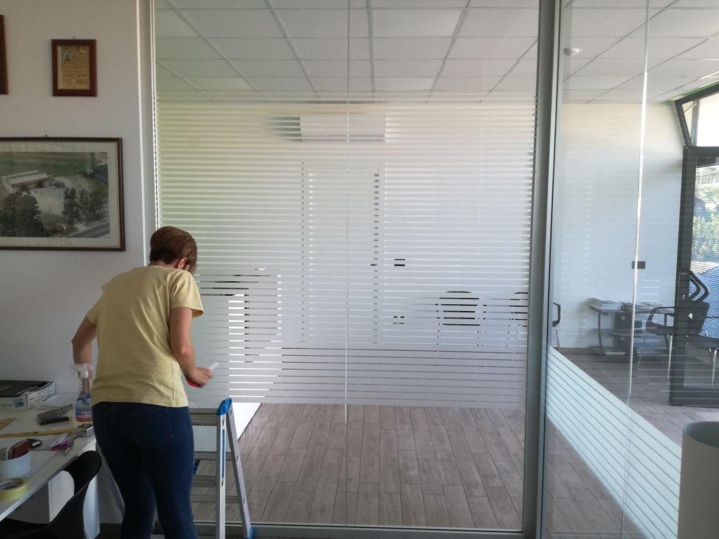 decorazione ufficio