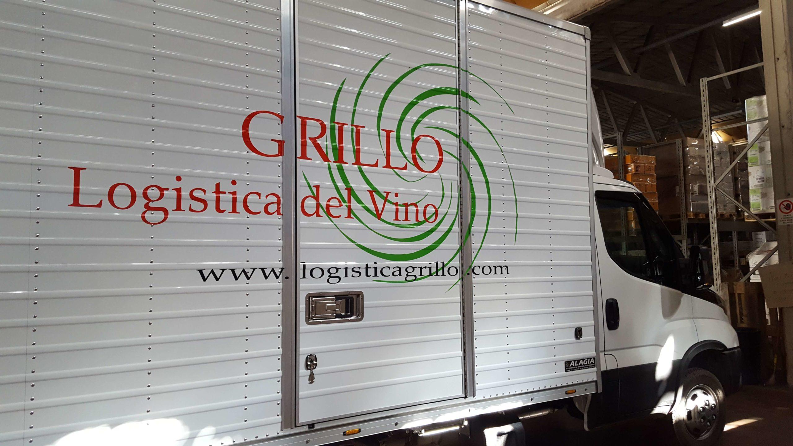 decorazione porta laterale furgone